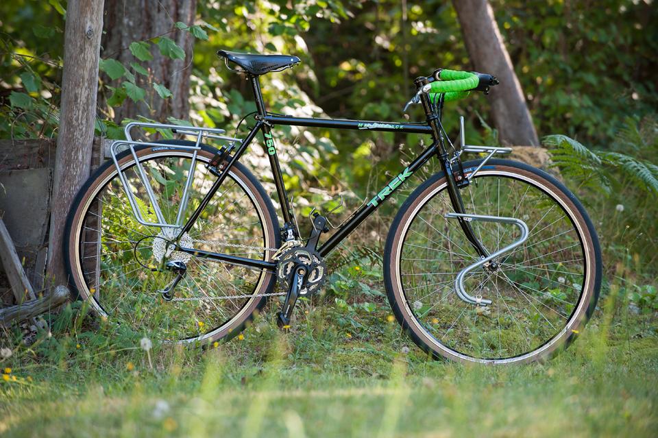 a rideable Trek 750 Multitrack… | BLOG PETERLOMBARDI COM
