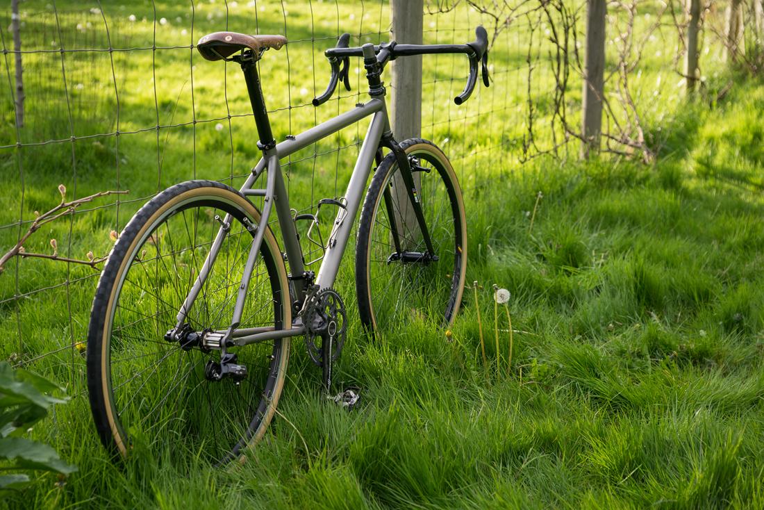 Scattante Ti Cross Gets Wheels + More Parts… || blog.peterlombardi.com