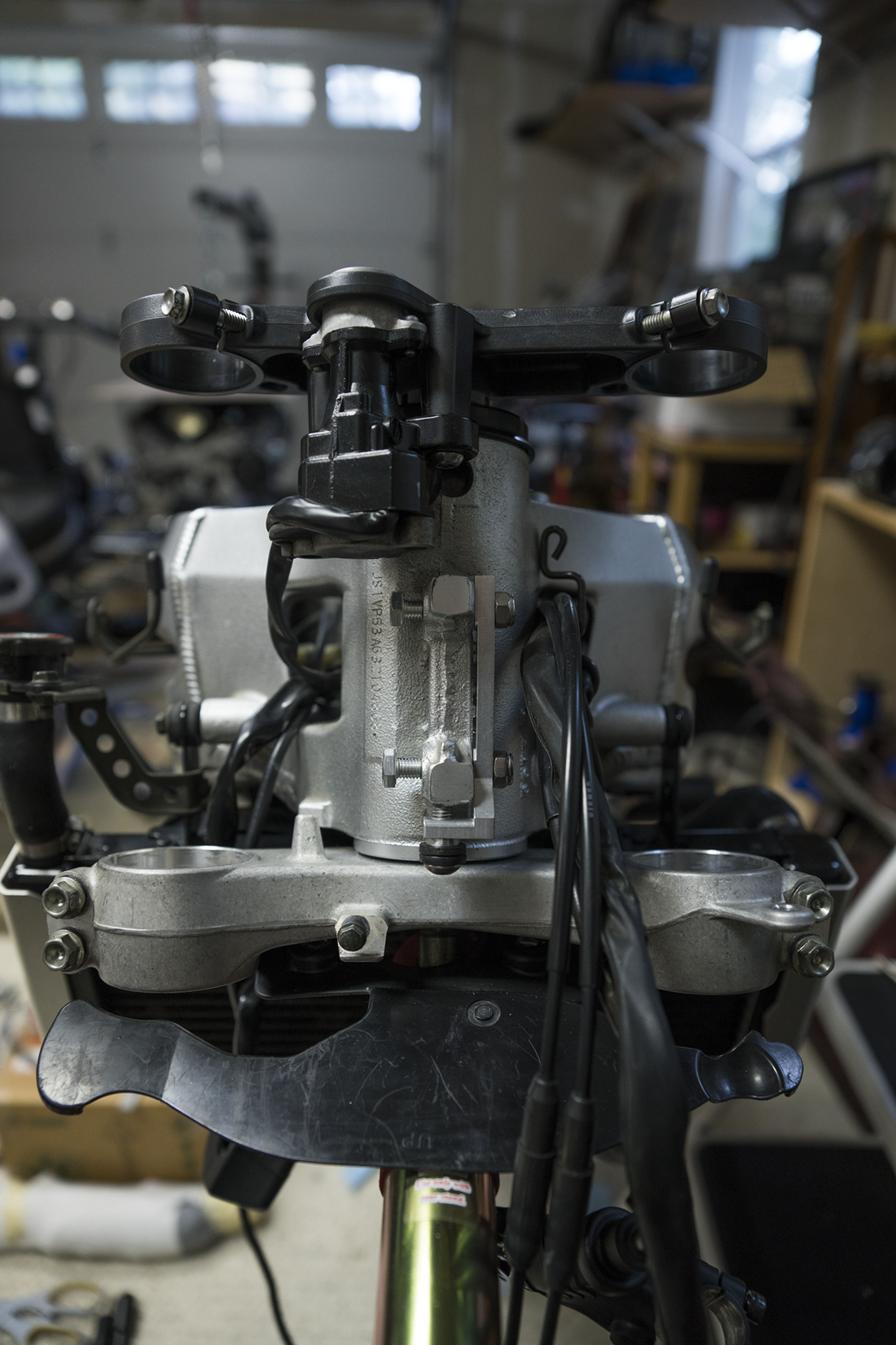 started working on the SV650S again...    blog.peterlombardi.com