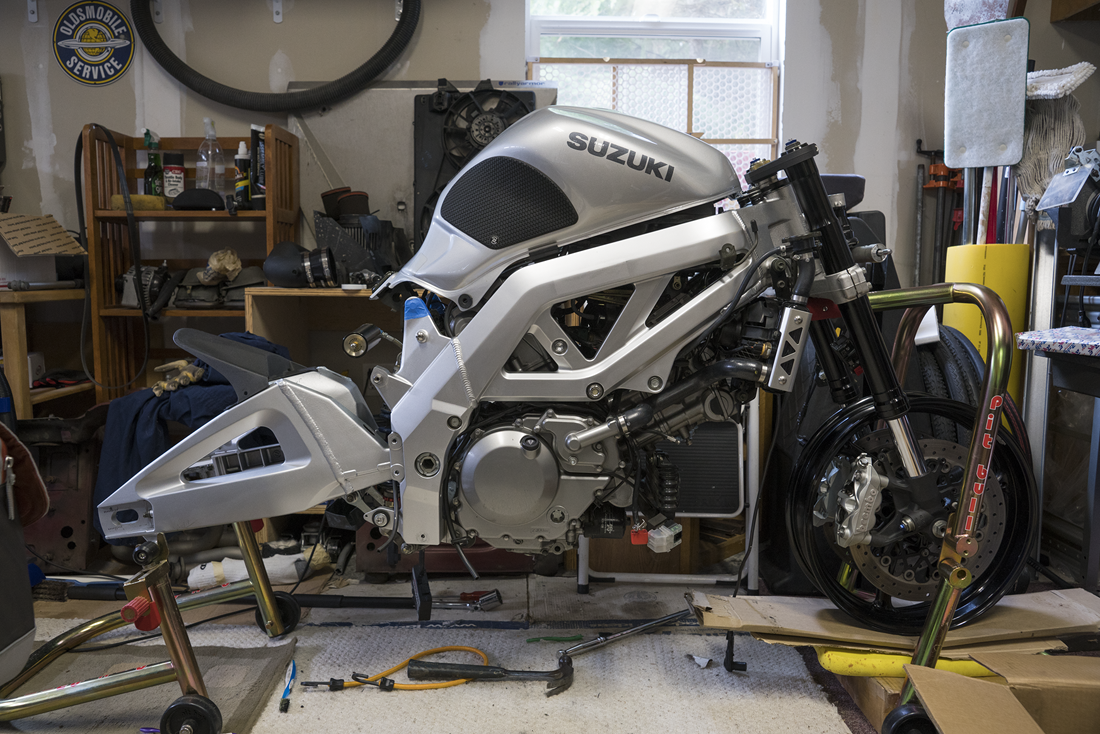 a quick update on the SV650S... || blog.peterlombardi.com