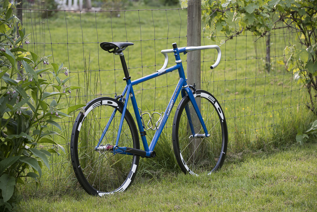 the Strong Foco Road all painted up…    blog.peterlombardi.com